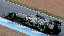 McLaren MP4-30. 03.02.2015, Formula One Testing, Day Three, Jerez, Spain / XPB