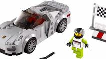 Lego Porsche 918 Spyder