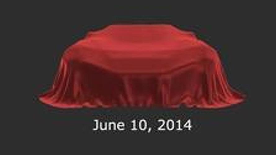 Nissan teases their Vision Gran Turismo concept