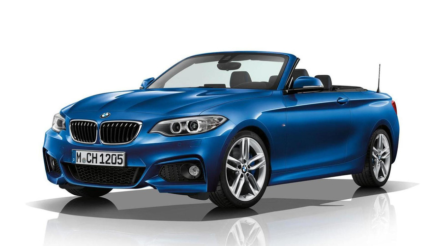 BMW 2-Series Carbio M Sport revealed