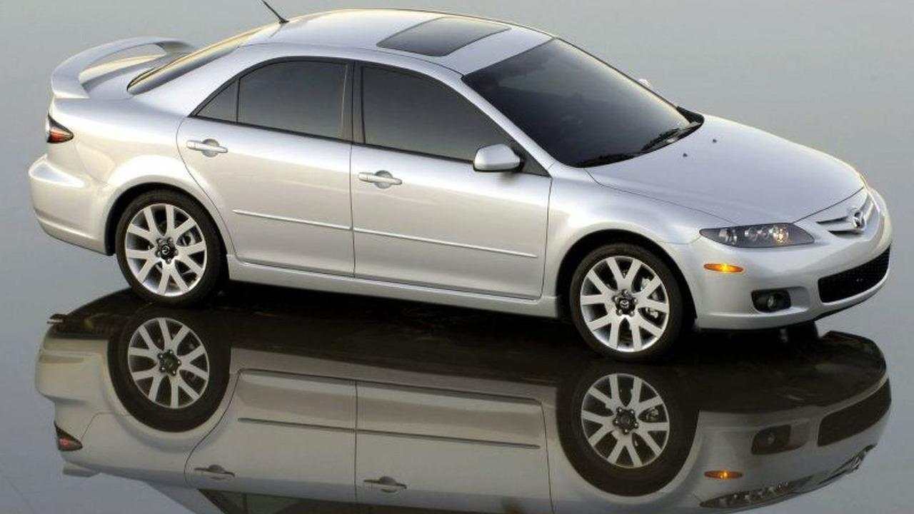 Mazda6 Sport Sedan
