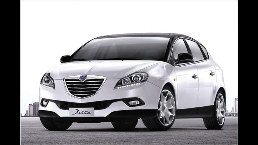 Lancia hat Mittelklasse-Modell Delta überarbeitet