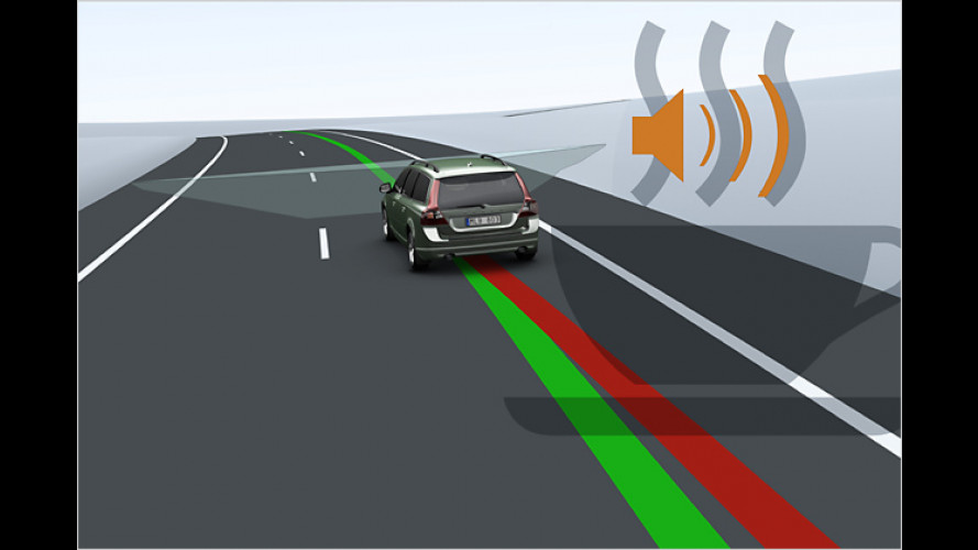 Volvo Unfallprävention