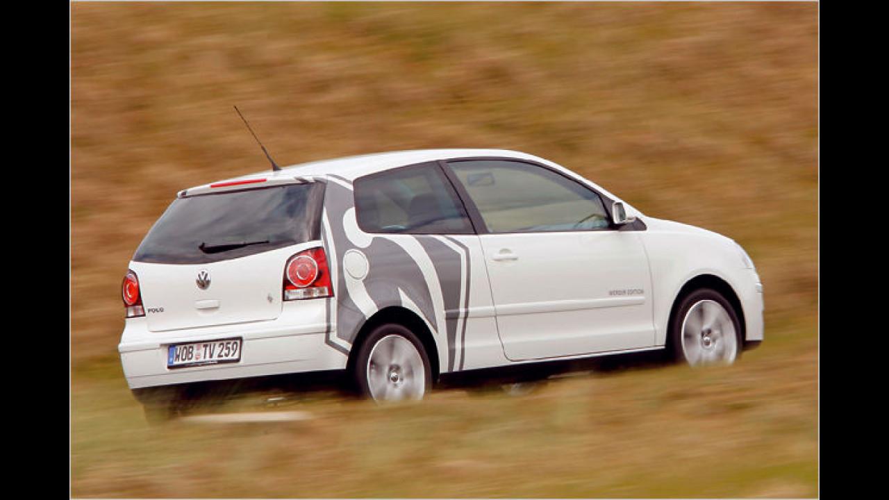 Männerauto: VW Polo