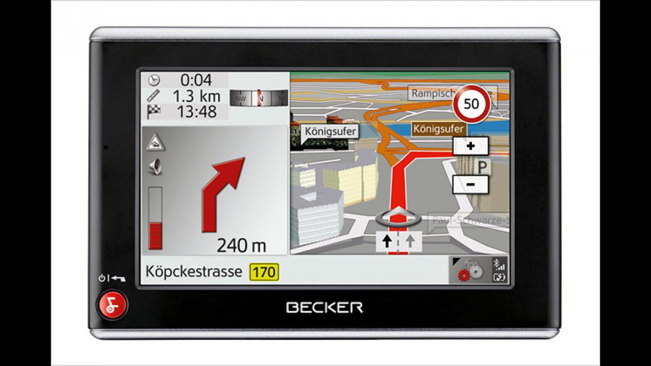 Becker Traffic Assist Z 205