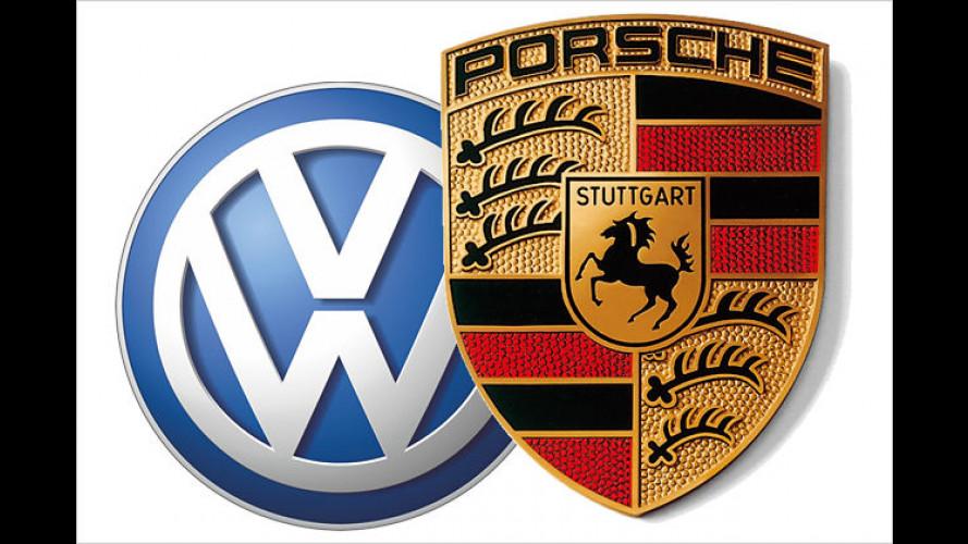 Zukauf: Porsche gewinnt mehr Einfluss bei Volkswagen