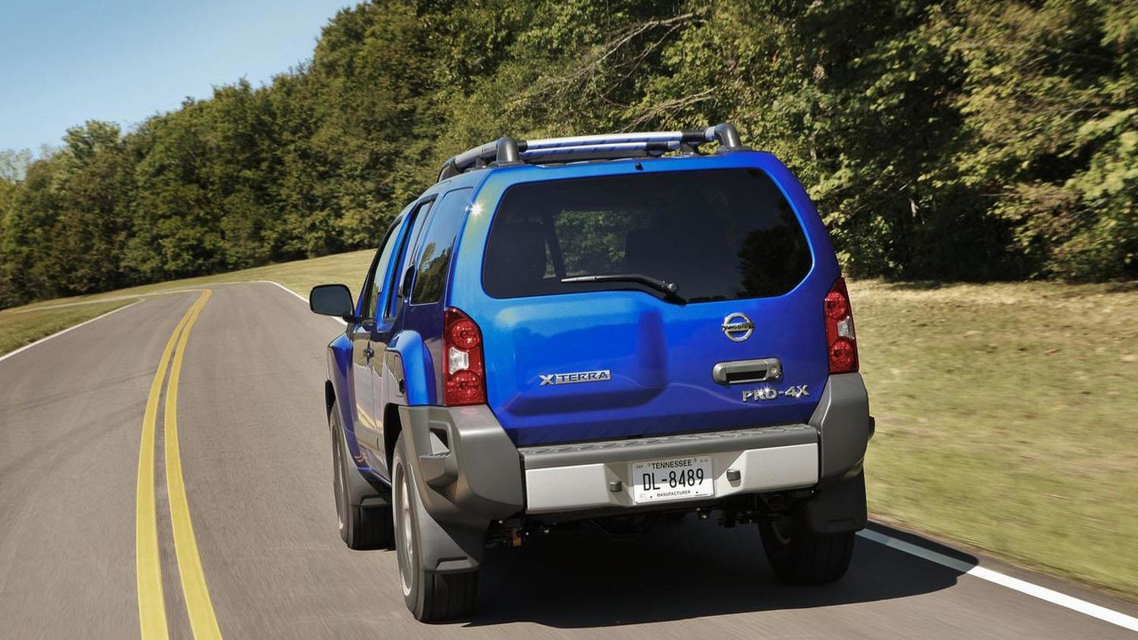 Five cars well miss in 2016 2013 nissan xterra 2092013 vanachro Choice Image