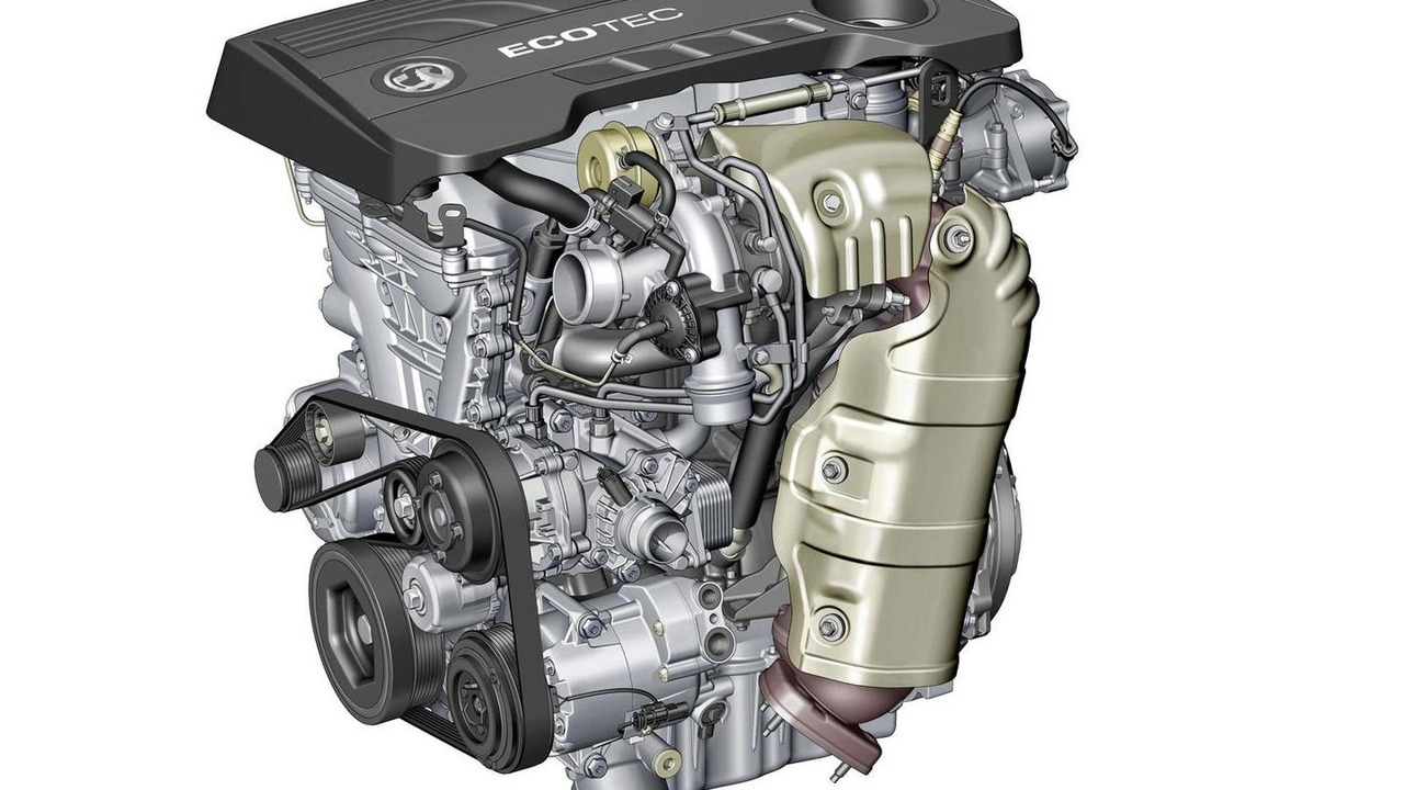 2014 Vauxhall Astra GTC with 200 HP 1.6 Ecotec engine