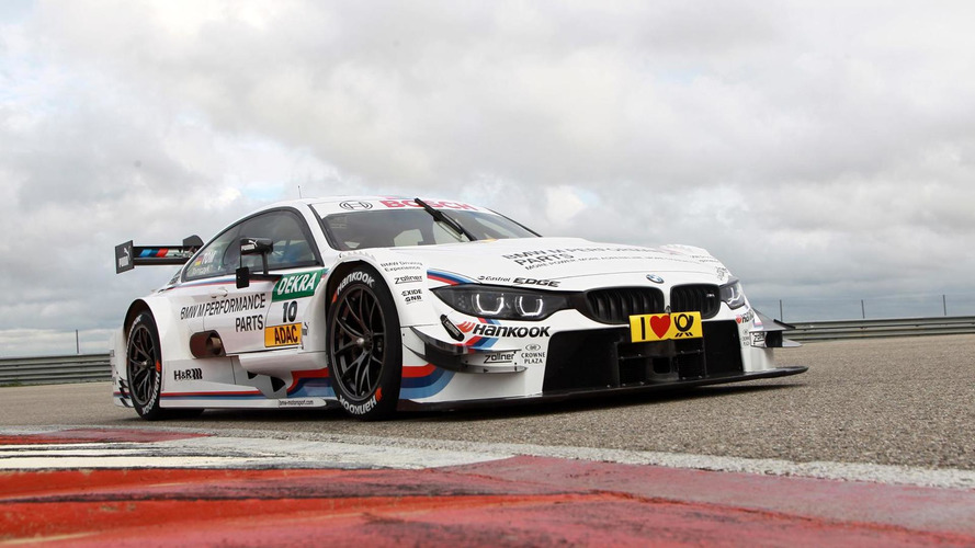 BMW M4 DTM breaks cover with 480 bhp