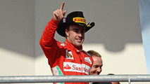 Fernando Alonso 18.11.2012 United States Grand Prix