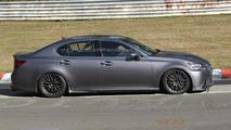2014 Lexus GS F spy photo 04.09.2013