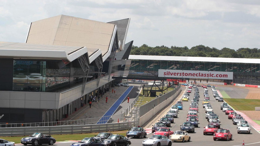 Porsche blocks Jaguar Land Rover bid to buy Silverstone