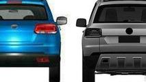 Volkswagen Taigun Concept / Jiangsu Lake Motors SUV 02.08.2013
