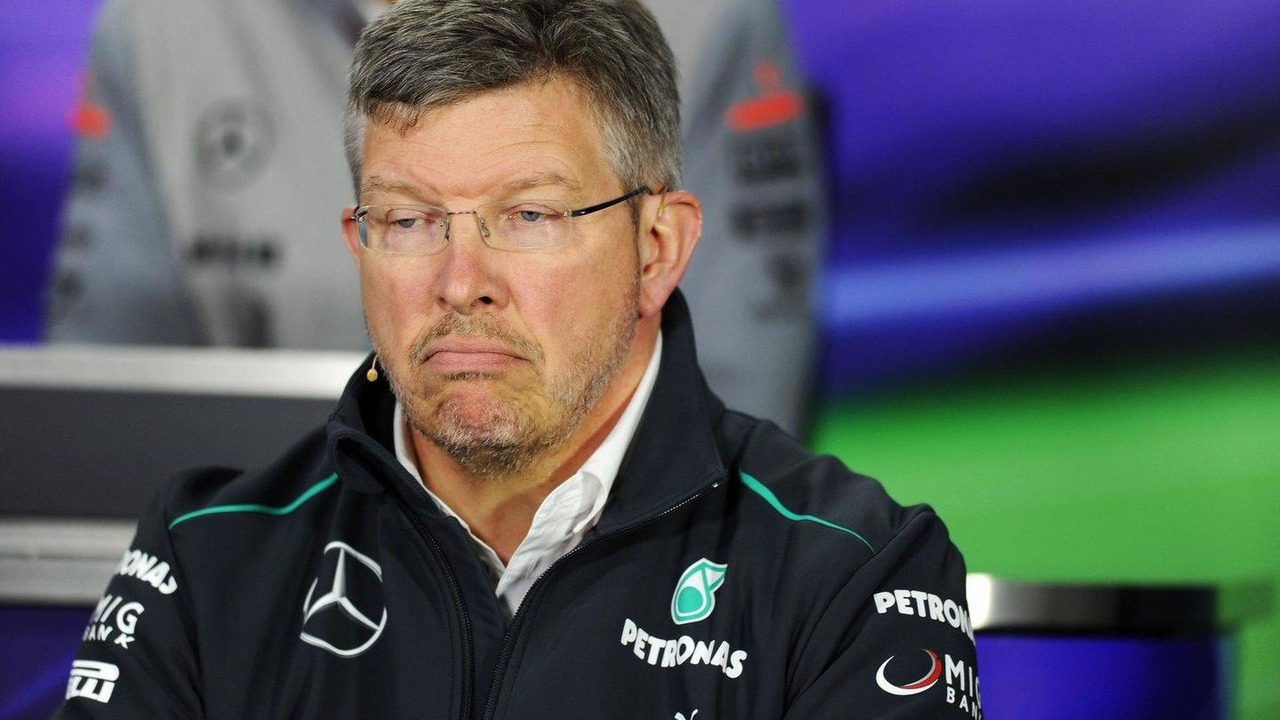 Ross Brawn 07.06.2013 Canadian Grand Prix