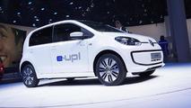 Volkswagen e-up! live at 2013 Frankfurt Motor Show