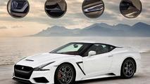 2016 Nissan GT-R rendering 11.10.2013