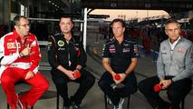 Ferrari still braced for Mercedes, Lotus battle