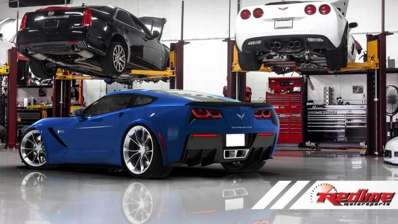 Chevrolet Corvette Adrenaline Rush by Redline Motorsports 21.6.2013
