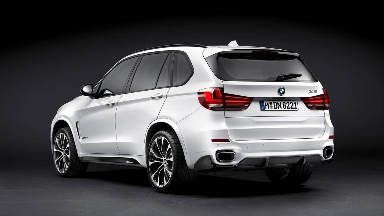 2014 BMW X5 with M Performance parts