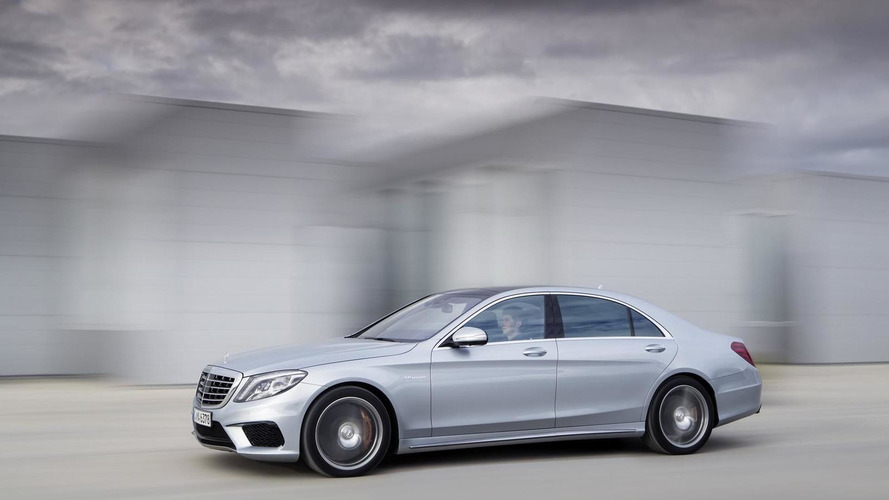 2014 Mercedes-Benz S63 AMG officially revealed
