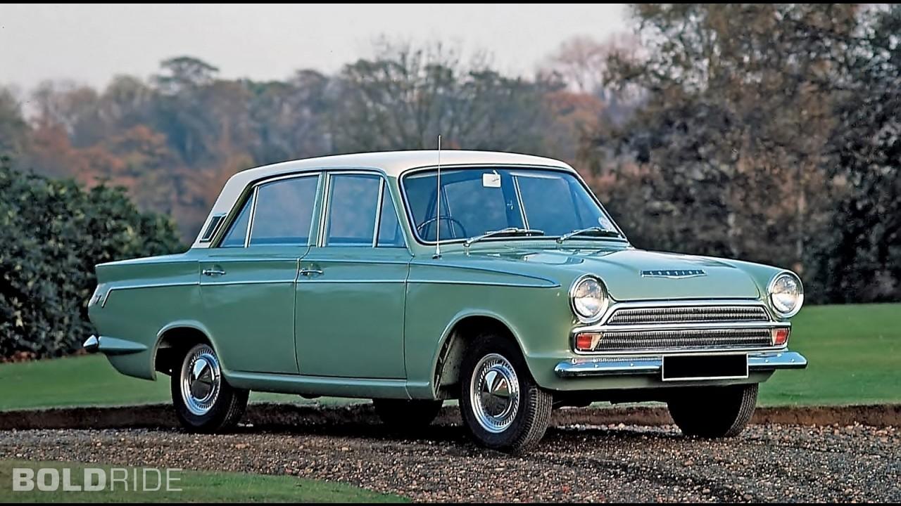 Ford Cortina Super