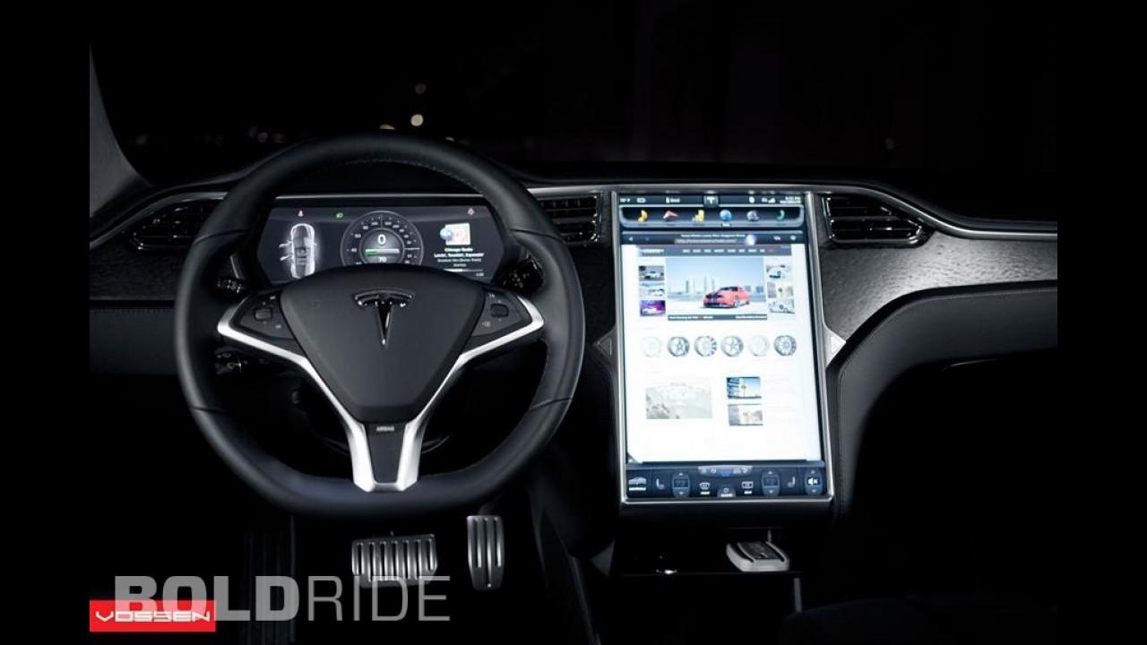 Vossen Tesla Model S