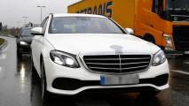 2017 Mercedes E Class Estate son şeklini alıyor