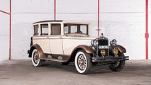 Lot 42 - 1927 Hudson Super Six Berline 7 places