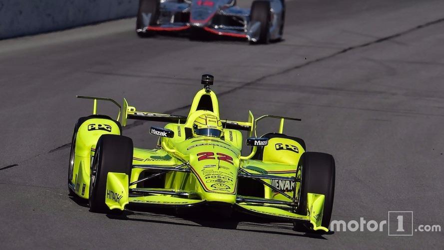 Indycar - Simon Pagenaud, un titre si et seulement si...