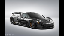 McLaren MSO P1