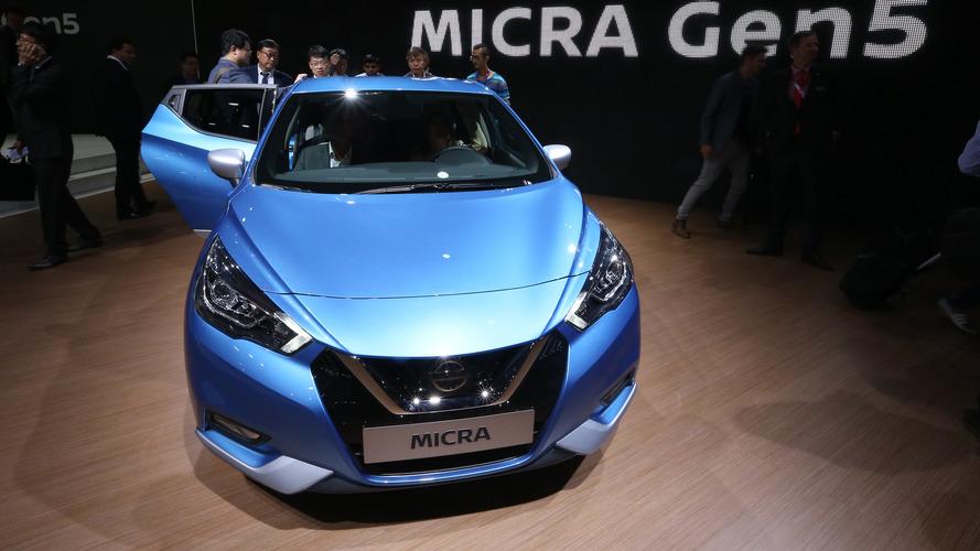 Nissan micra 2017 mondial de l 39 automobile photos - Mondial de l auto paris 2017 ...