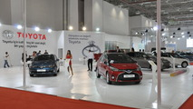 Toyota standı, 2016 İzmir Otoshow