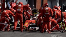 Ferrari uses final engine tokens for Italy