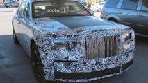 Rolls-Royce Phantom Photos espion