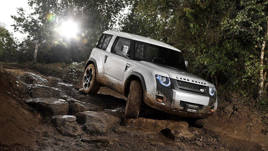 We'll get to see the new Land Rover Defender at the end of 2018
