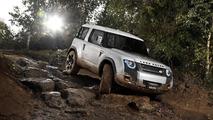 Land Rover Defender Concept (DC100)