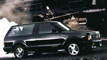1992-93 GMC Typhoon 04.11.2011