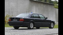 BMW 750iL Security