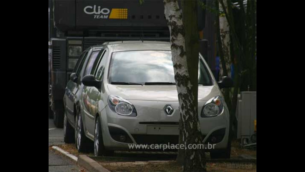 Traje esportivo: Renault Twingo RS pode atingir mais de 200 km/h