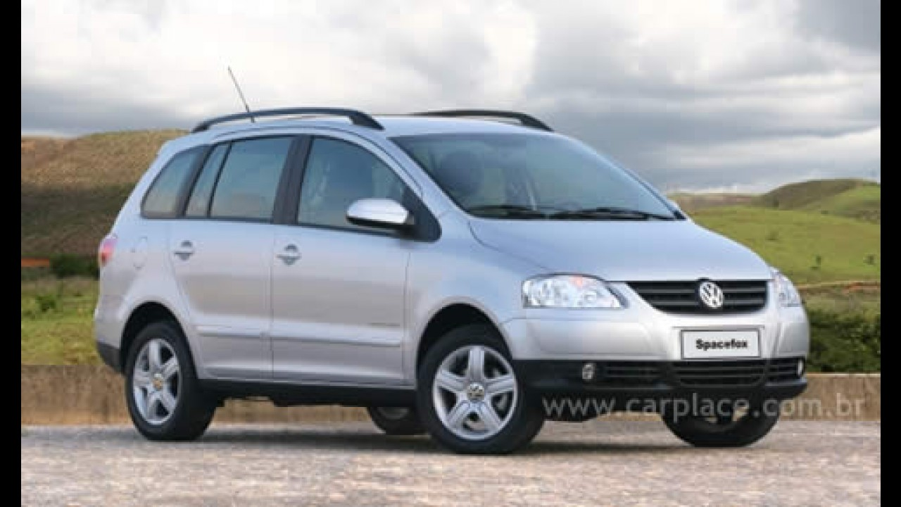 VW lançará SpaceFox em abril de 2006