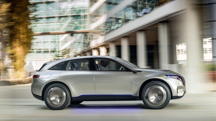 Mercedes - Le prix du SUV électrique EQ en partie dévoilé