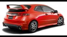 Tunado de fábrica com 200cv: Honda revela imagens do Civic Type R Mugen