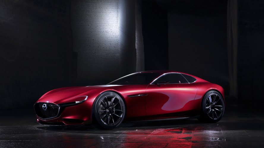 There is some hope for production Mazda RX-Vision after all