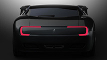 Pininfarina Coupe Concept design study