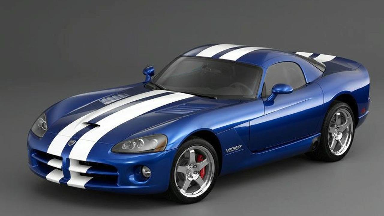 2006 Dodge Viper SRT10 Coupe