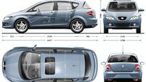 SEAT Toledo  In Depth  Motor1com Photos