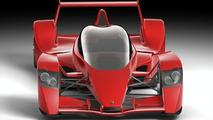 Freestream T1 Racecar