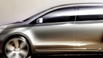 Nissan Livina Geniss World Premiere at Guangzhou Int Motor Show