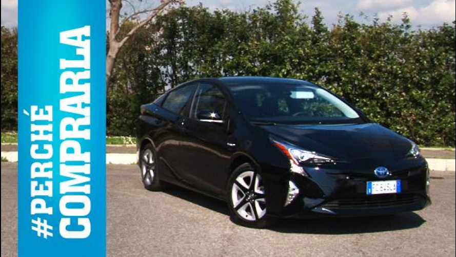 Toyota Prius, perché comprarla... e perché no [VIDEO]