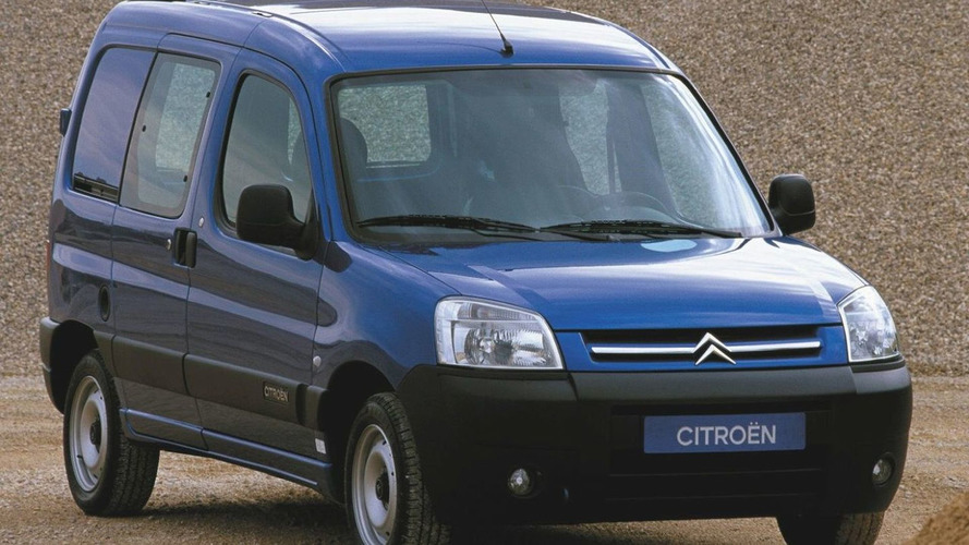 Citroen Berlingo with Venturi Electric Motor
